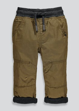 Boys Ripstop Trousers (3mths-6yrs)
