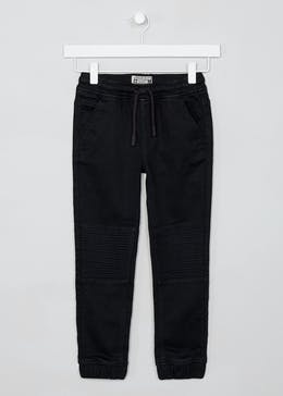 Boys Cuffed Knitted Jeans (4-13yrs)