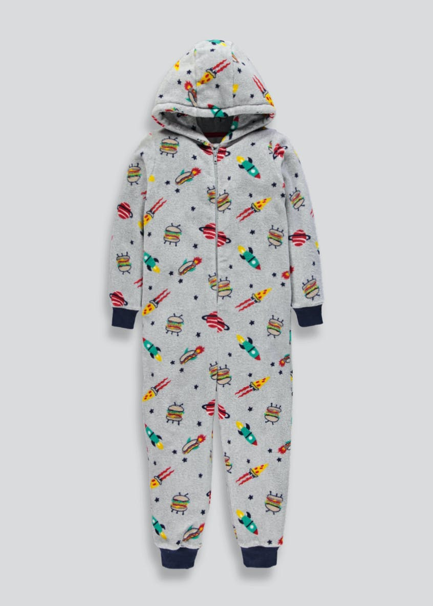 Kids Space Onesie (6-13yrs)