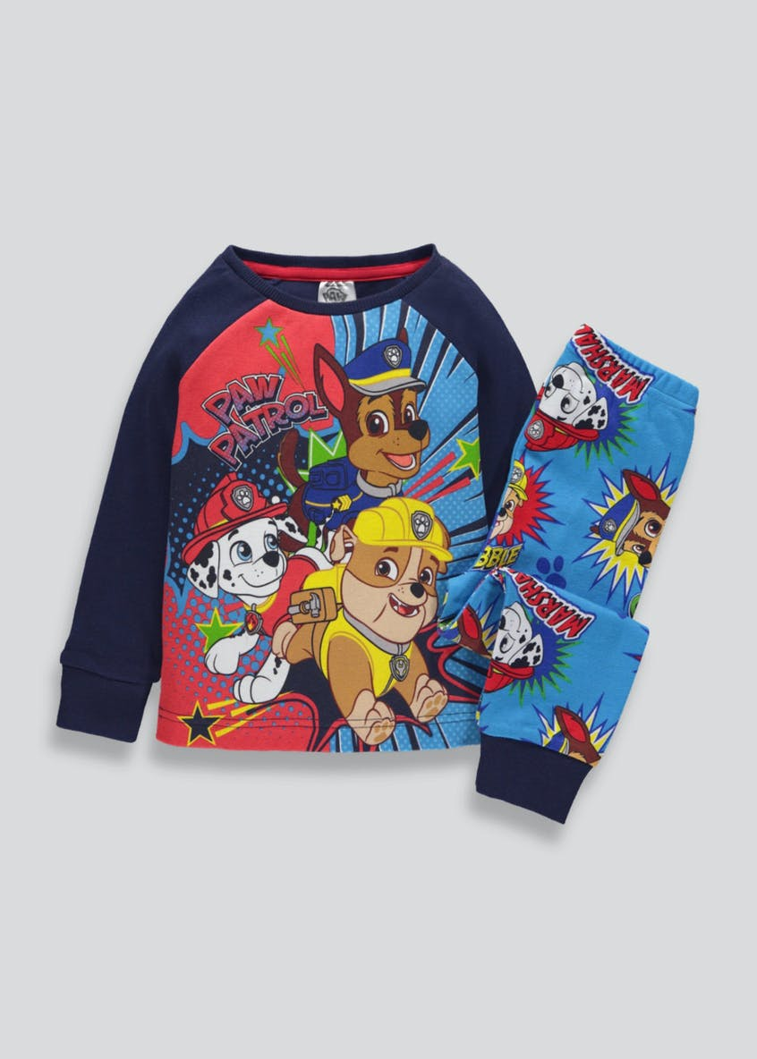 Kids Paw Patrol Pyjama Set (12mths-6yrs)