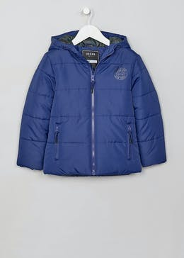 Boys Padded Coat (4-13yrs)