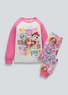 Girls Paw Patrol Pyjama Set (12mths-6yrs)