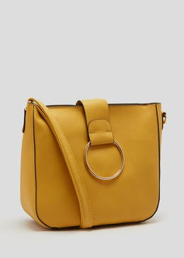 Ring Front Bucket Bag