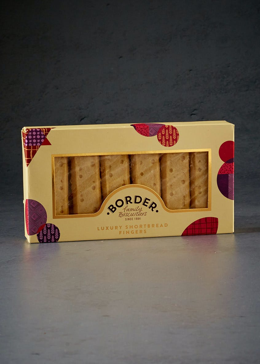 Border Luxury Shortbread Fingers (160g)