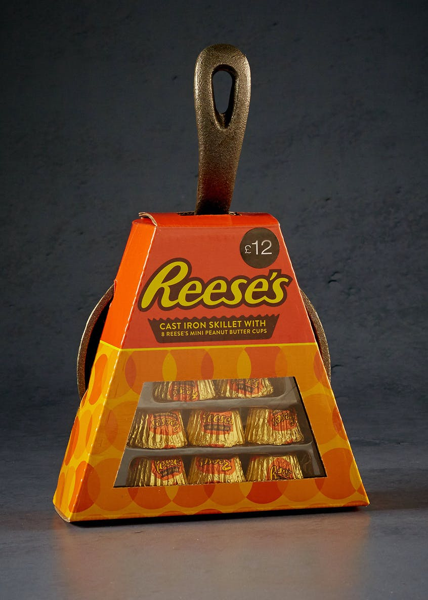 Reese?s Cookie Skillet & Peanut Butter Cups (22cm x 15cm x 5cm)