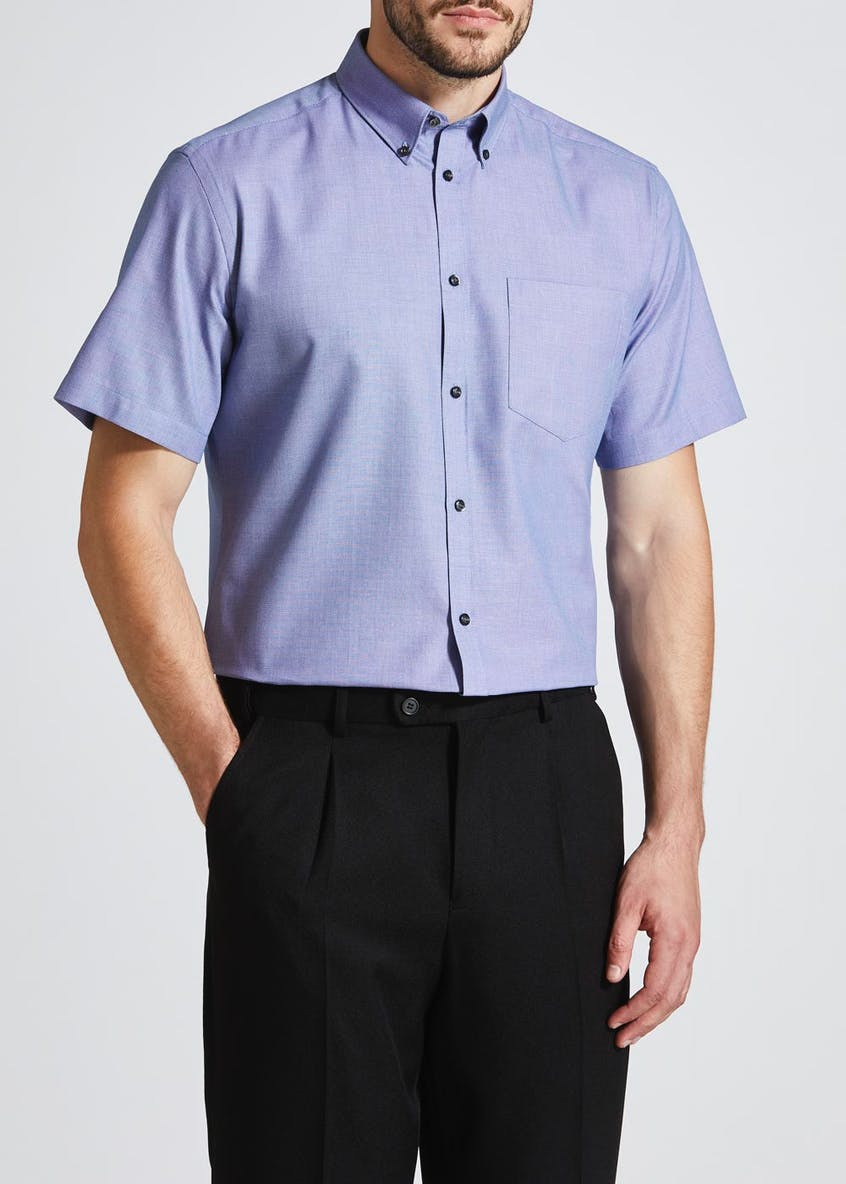 Easy to Iron Cotton Oxford Shirt