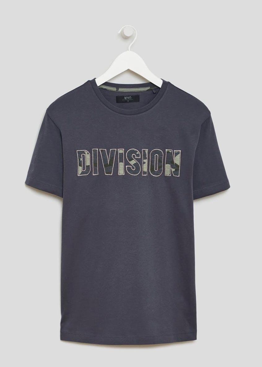 Division Applique T-Shirt