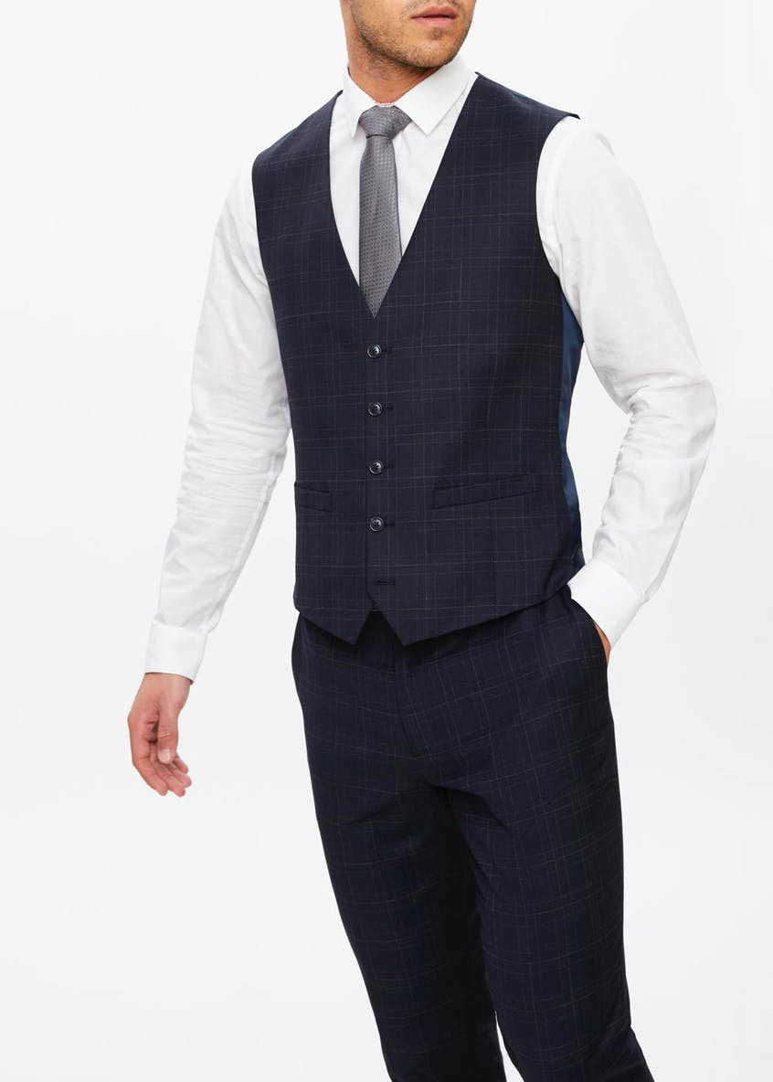 Hopkins Tailored Fit Waistcoat