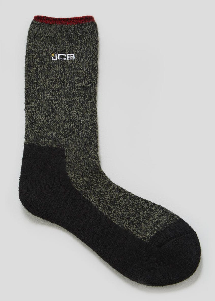 JCB Work Thermal Socks