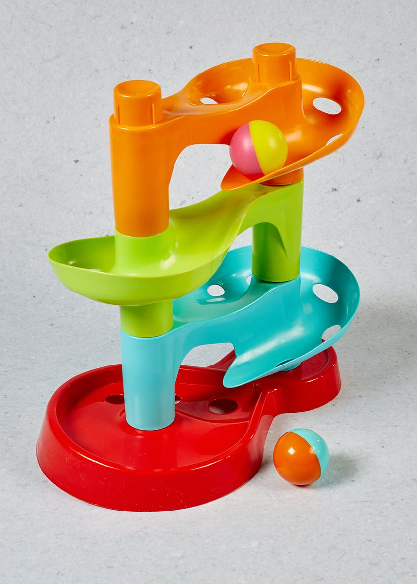 Pre-School Spin & Drop Tower (40cm x 30cm x 14cm)