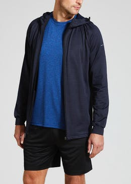 Souluxe Zip Through Hoodie