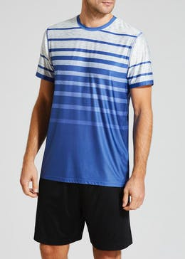 Souluxe Stripe T-Shirt