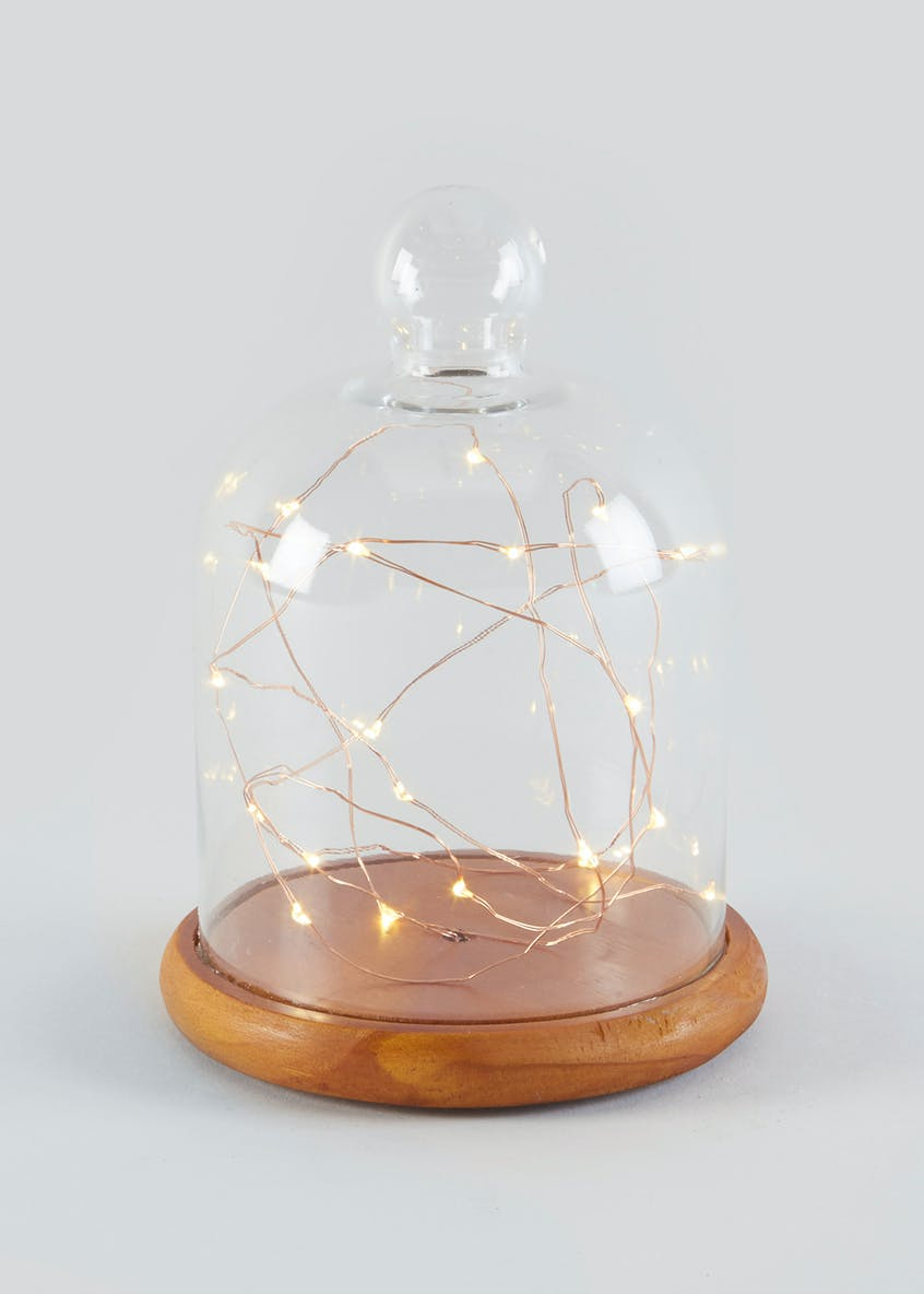 Small LED Cloche (20cm x 15cm x 15cm)