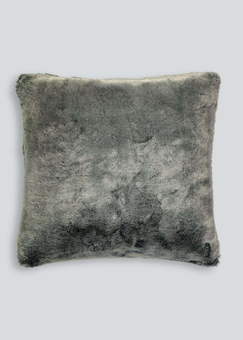Luxe Faux Fur Cushion (48cm x 48cm)