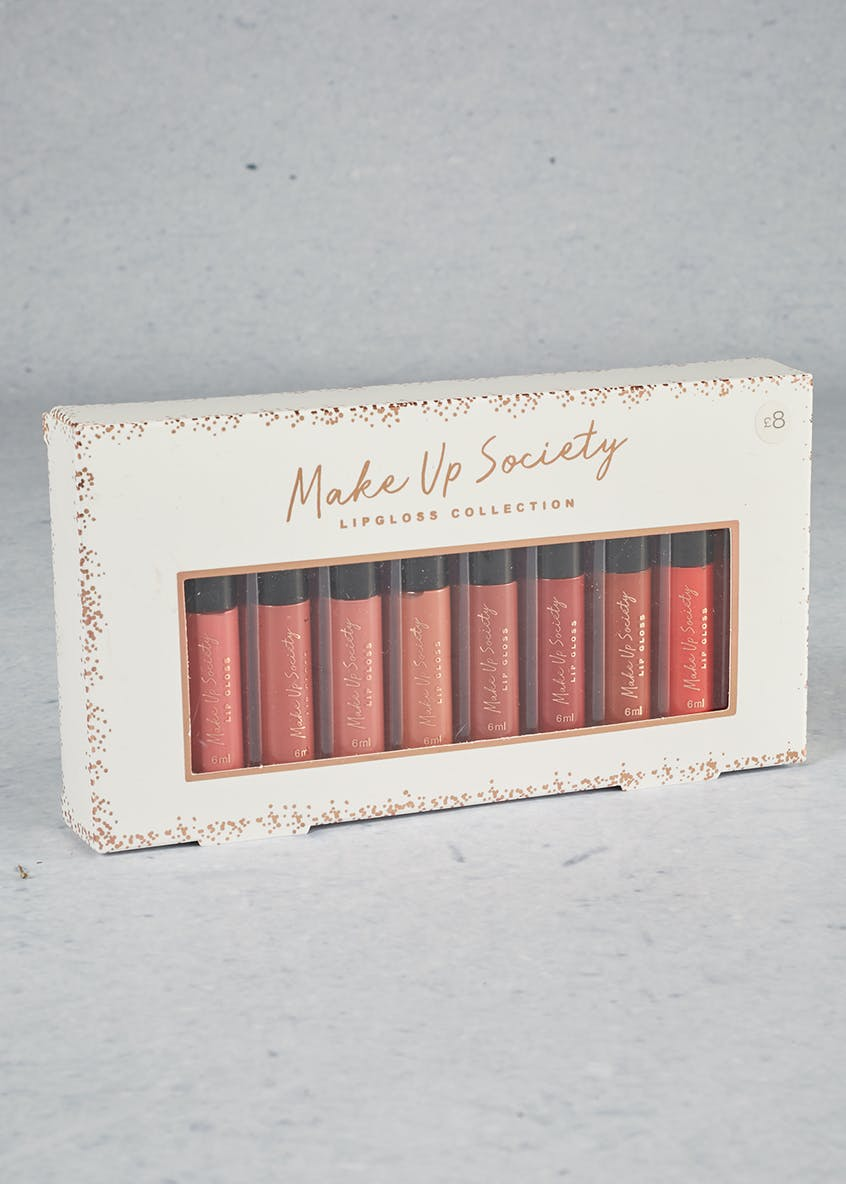Makeup Society Lip Gloss Collection (36cm x 10cm x 3cm)