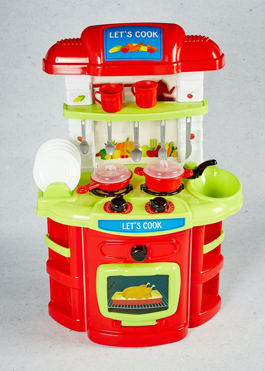 Kids Kitchen (72cm x 47cm x 30cm)