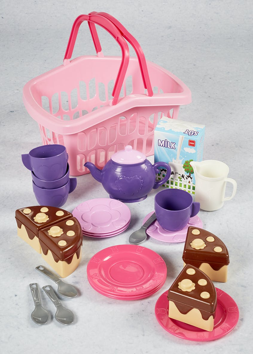 Kids Afternoon Tea Basket