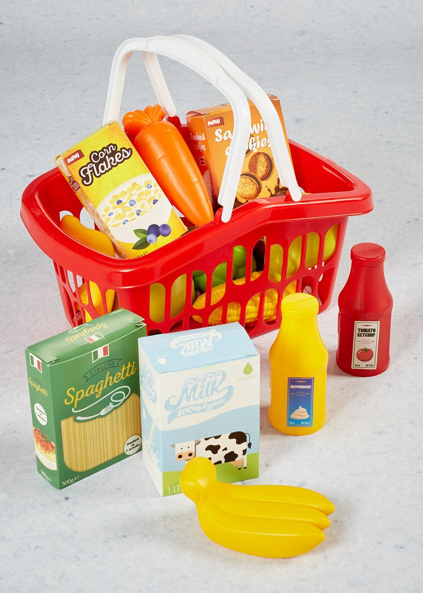 Kids Shopping Basket