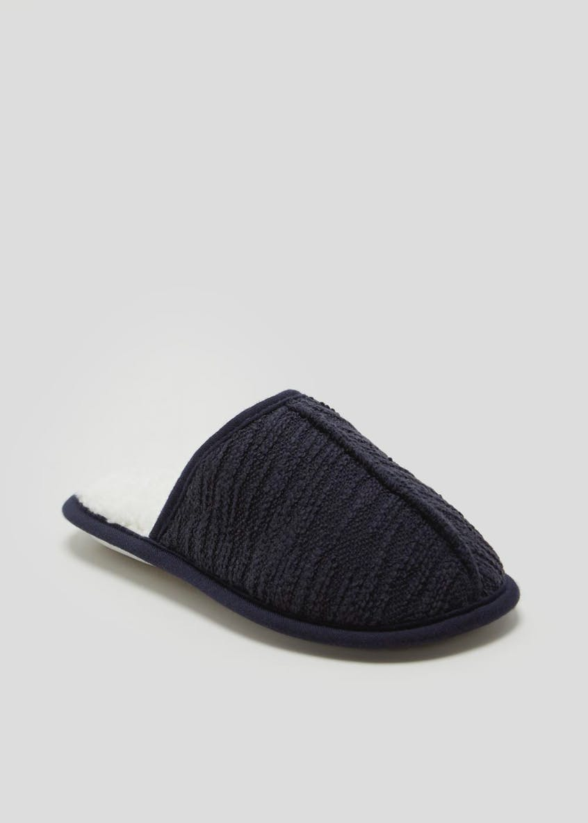 Boys Mule Slippers (Younger 10-Older 6)