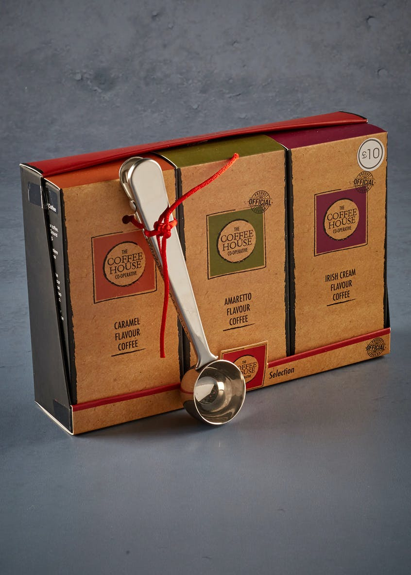 3 Pack Flavoured Coffee Gift Set