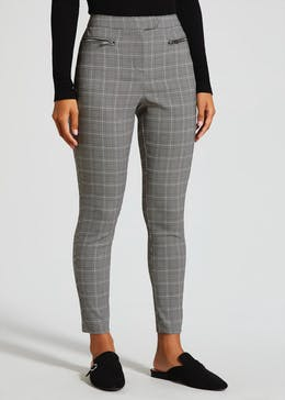 Check Bengaline Trousers