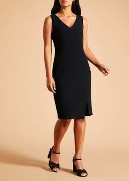 FWM Tailored Dress - Black