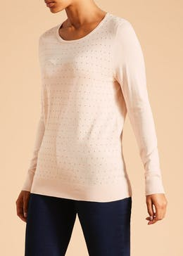 Soon Stud Soft Touch Jumper
