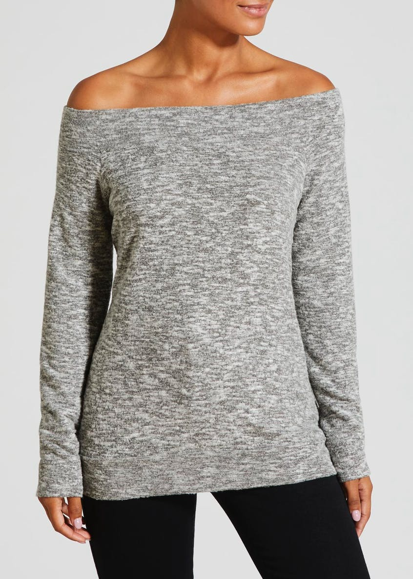 Soft Touch Bardot Top