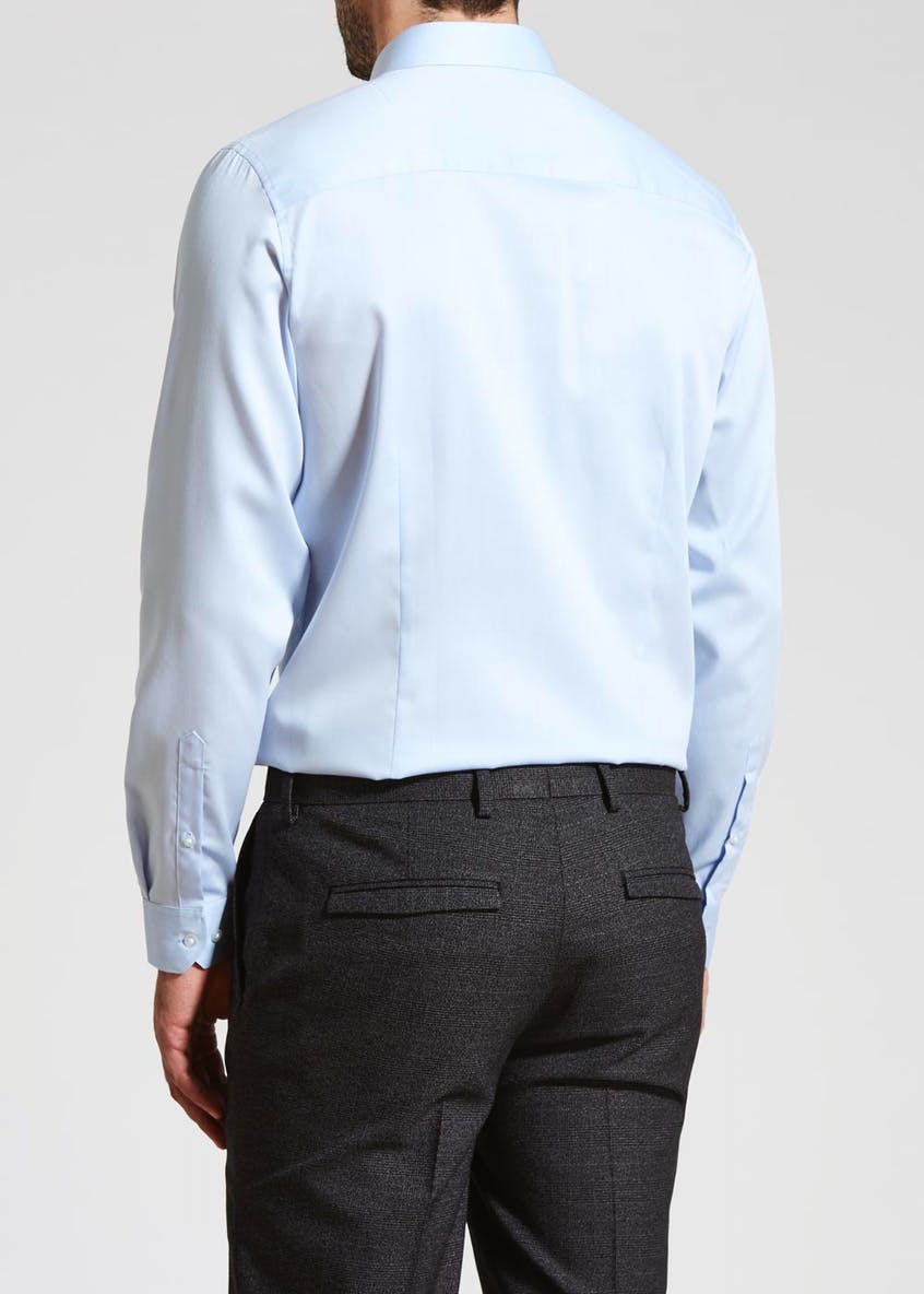 Easy to Iron Cotton Slim Fit Shirt