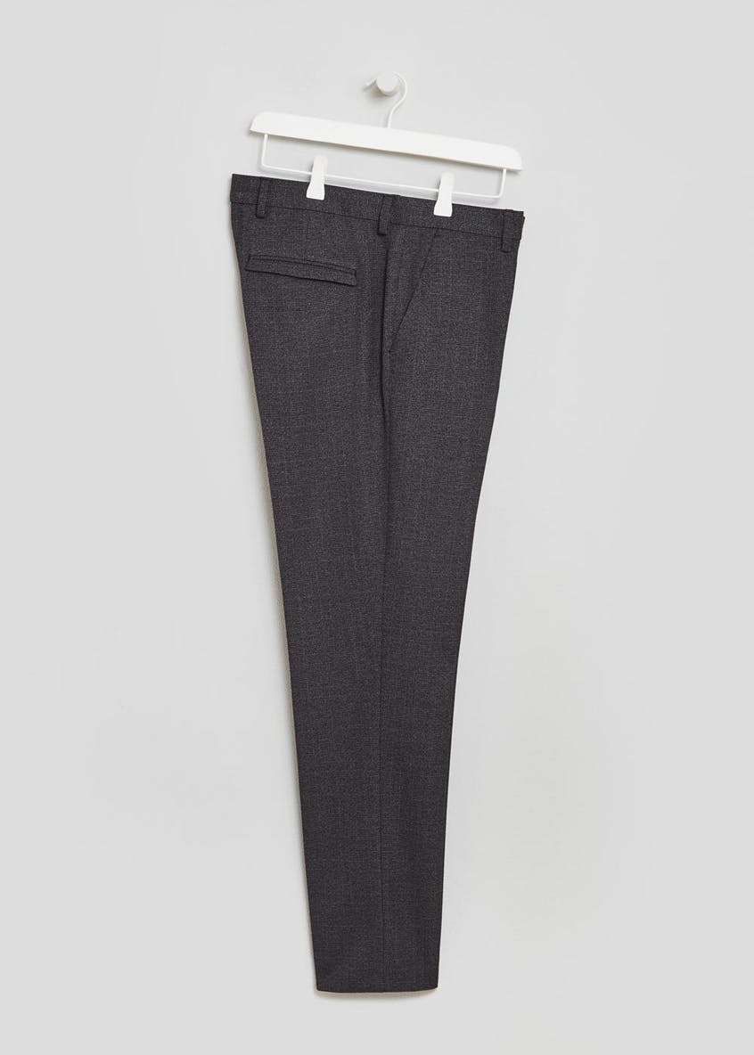 Foreman Check Skinny Trousers