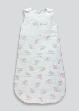 Unisex Disney Dumbo 1.5 Tog Sleeping Bag (Newborn-18mths)