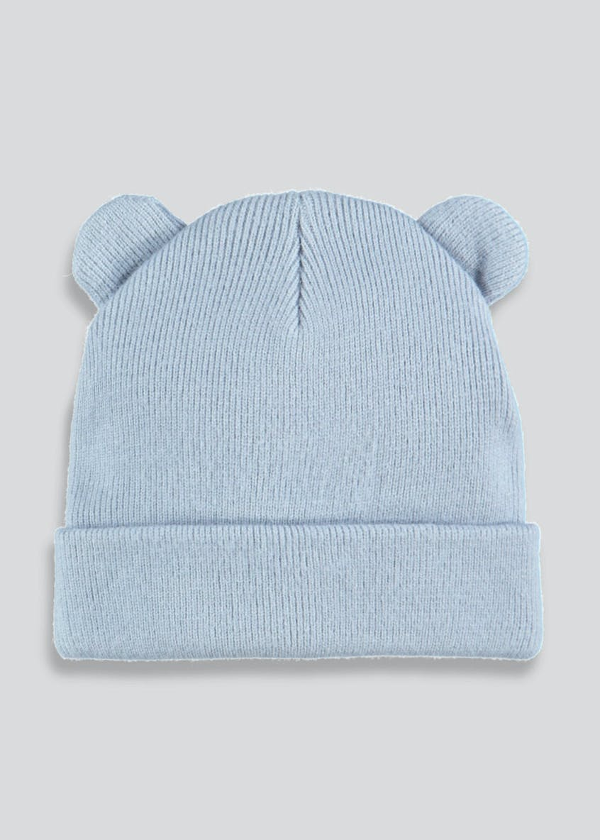 Kids Cat Beanie Hat (Newborn-23mths)