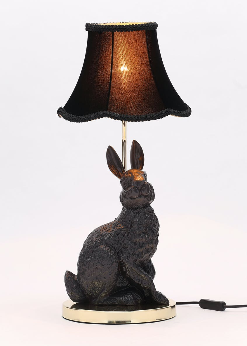 Willow Rabbit Table Lamp (H60cm x W26cm)