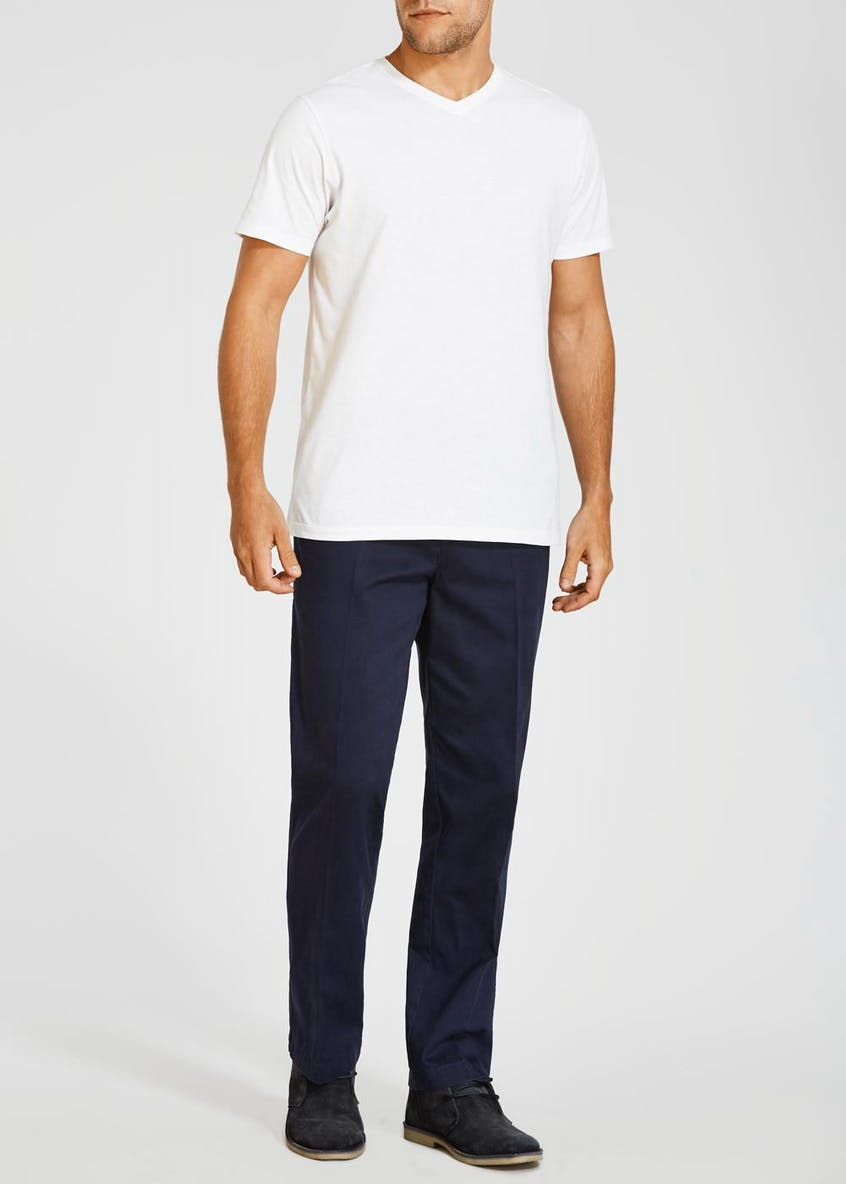 Lincoln Flexi Waist Chino Trousers