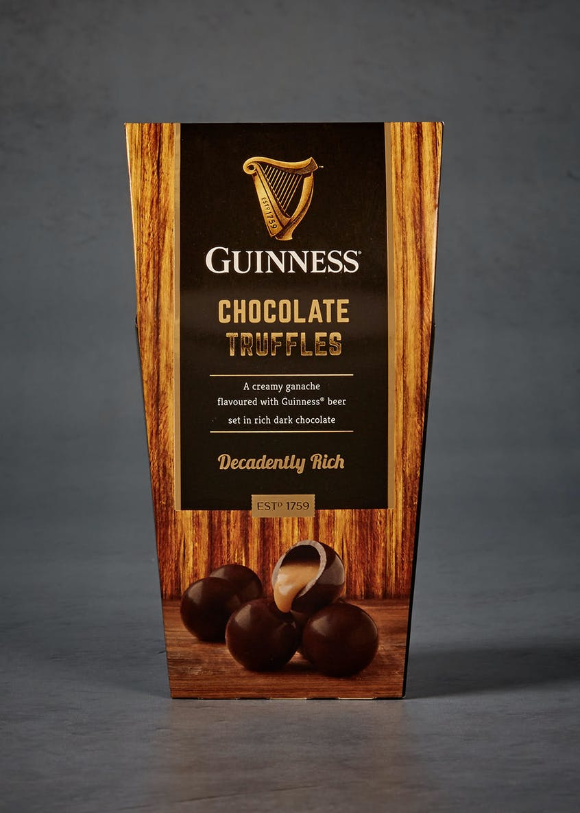 Guinness Chocolate Truffle Gift Box (135g)