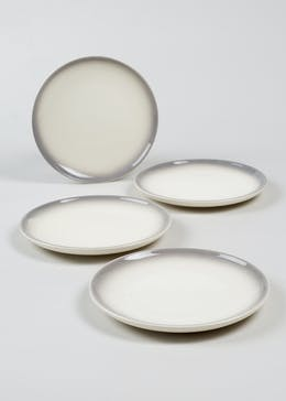 4 Pack Ombré Side Plate (20cm)