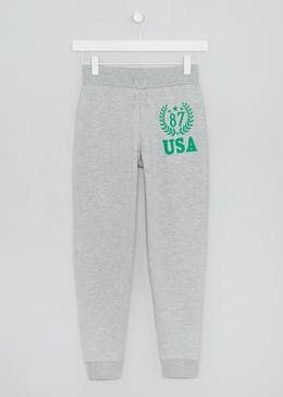 Girls Candy Couture Lace Up Jogging Bottoms (9-16yrs)