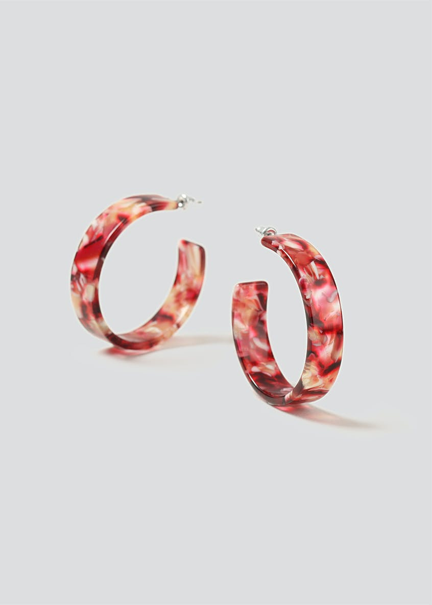 Thick Multi Resin Hoops