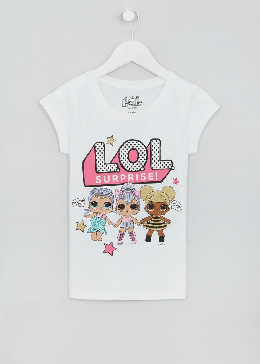 Kids L.O.L T-Shirt (5-9yrs)