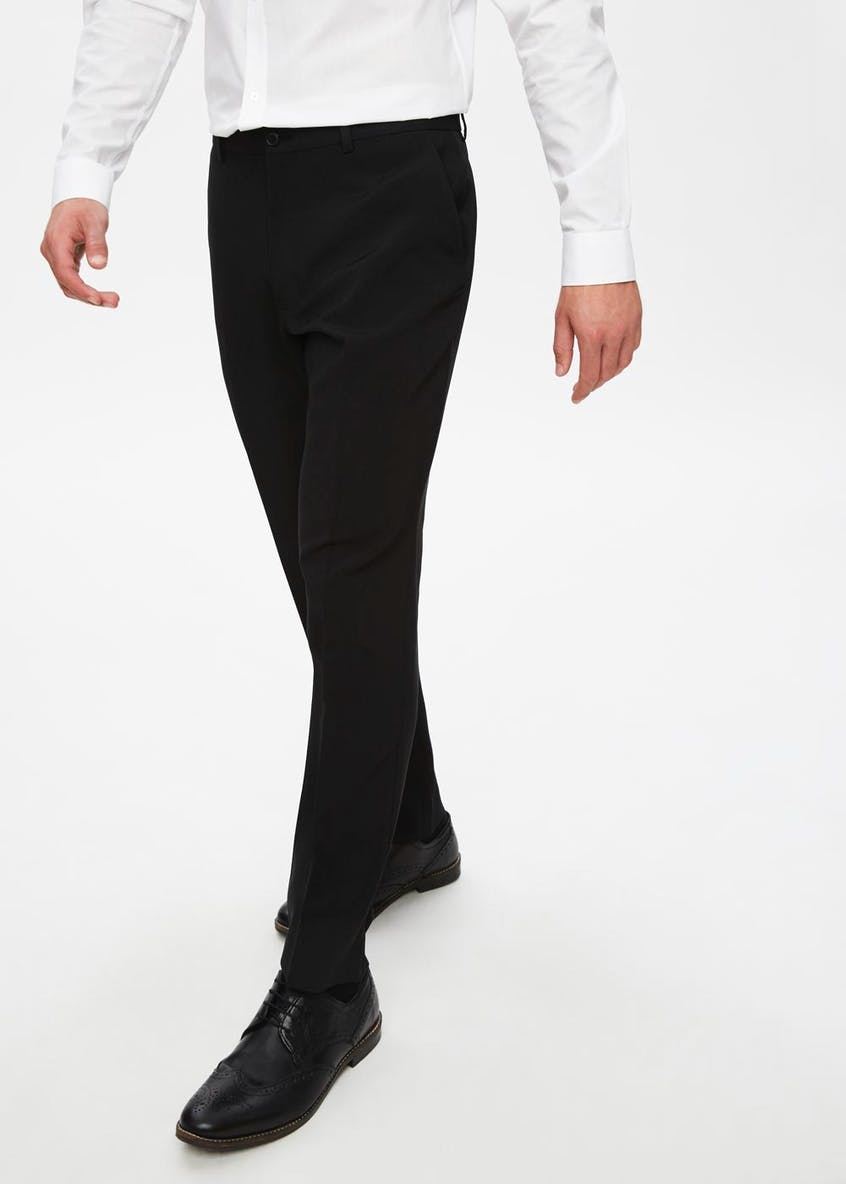 Panama Tailored Fit Suit Trousers