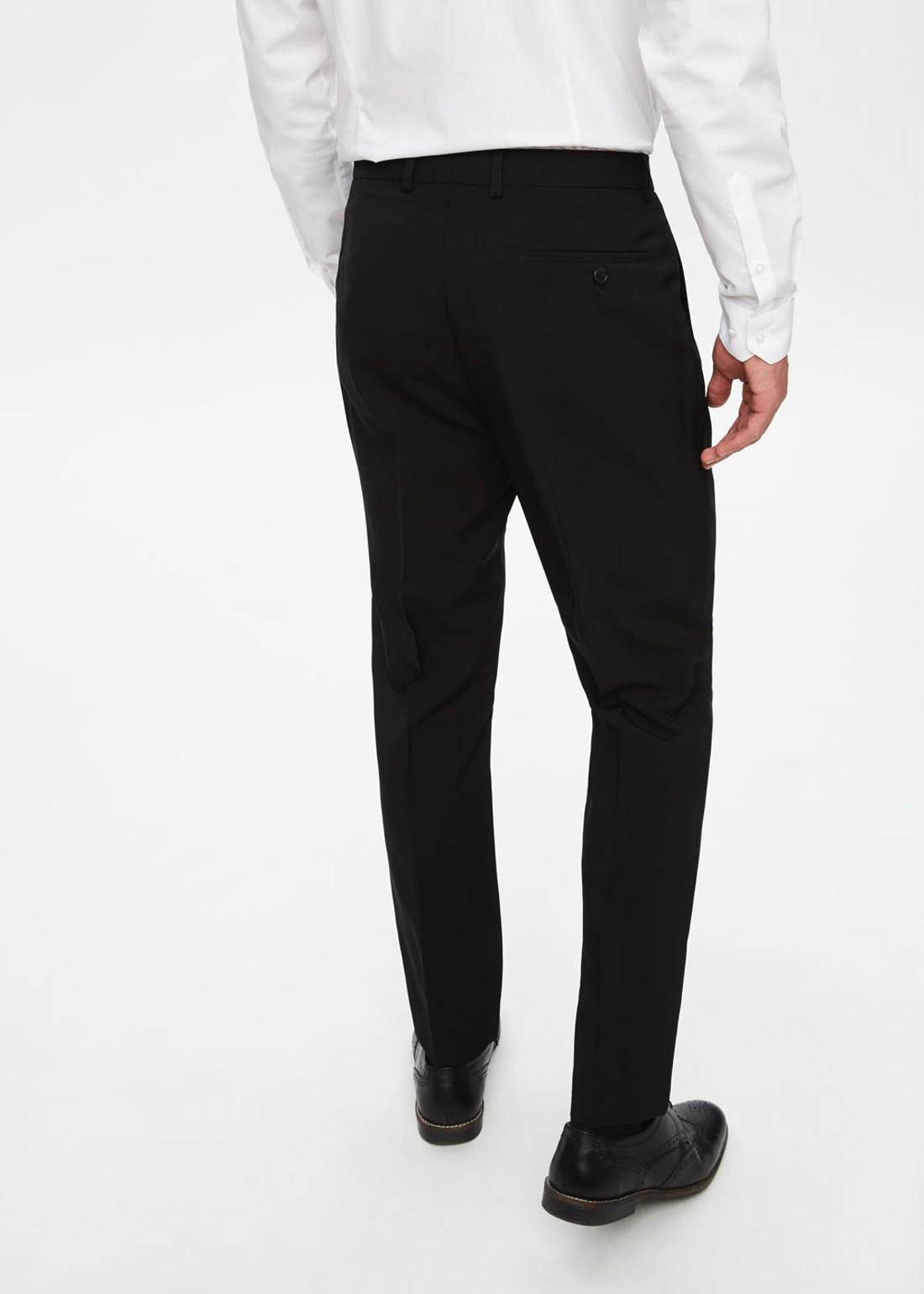 Taylor & Wright Panama Tailored Fit Suit Trousers
