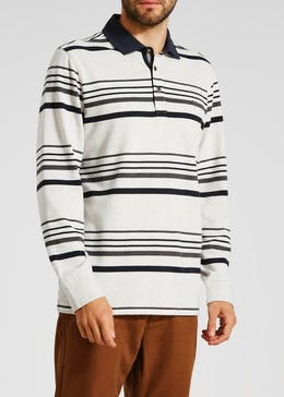 Lincoln Stripe Rugby Shirt