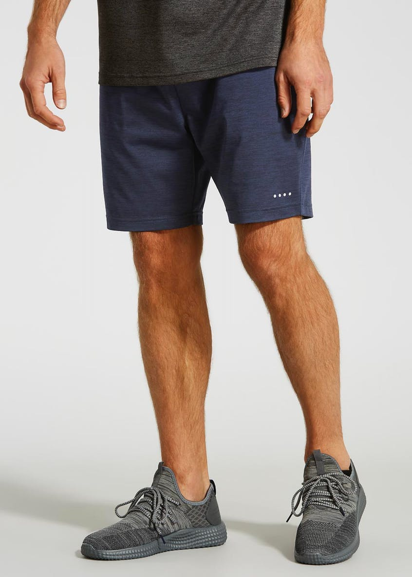 Souluxe Tipped Gym Shorts