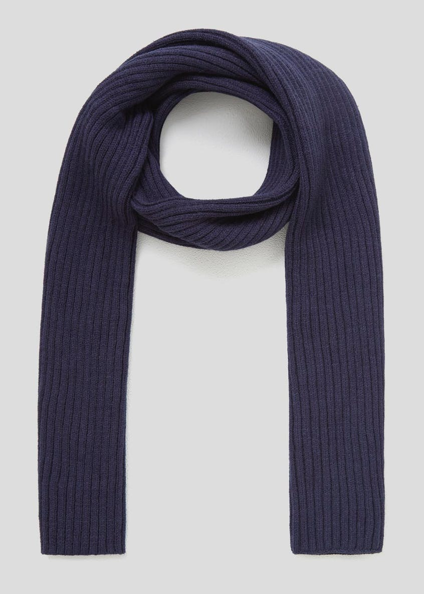 Super Soft Ribbed Scarf