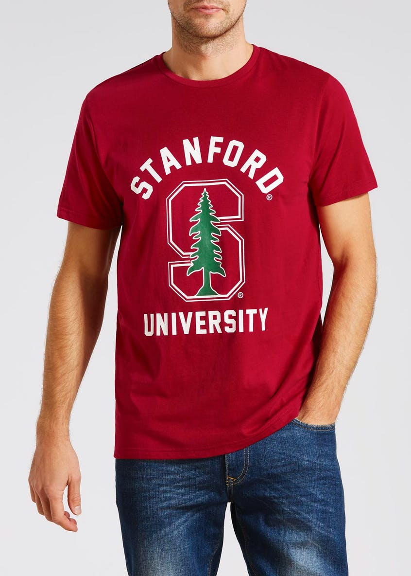 Stanford University Graphic Print T-Shirt