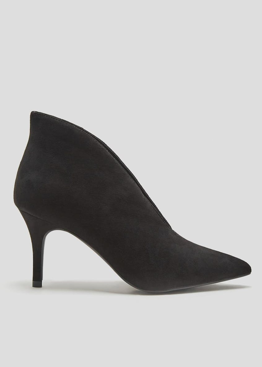 Pointed Vamp Shoe Boots