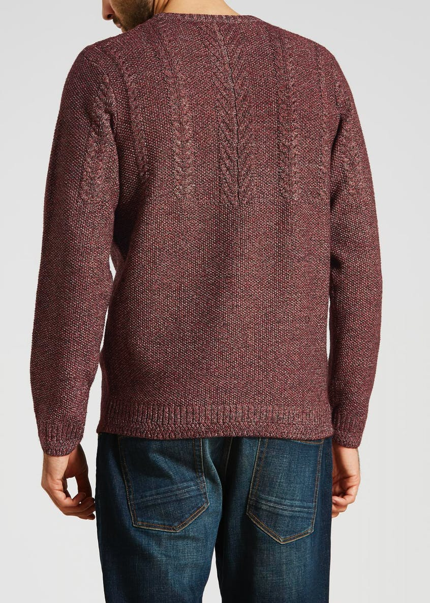 Morley Half Cable Jumper