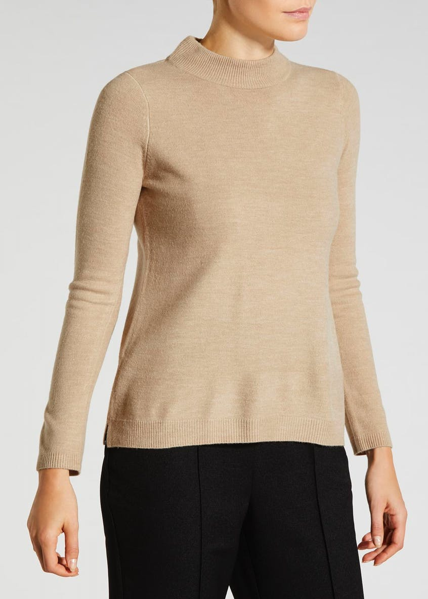 Super Soft Turtle Neck Jumper