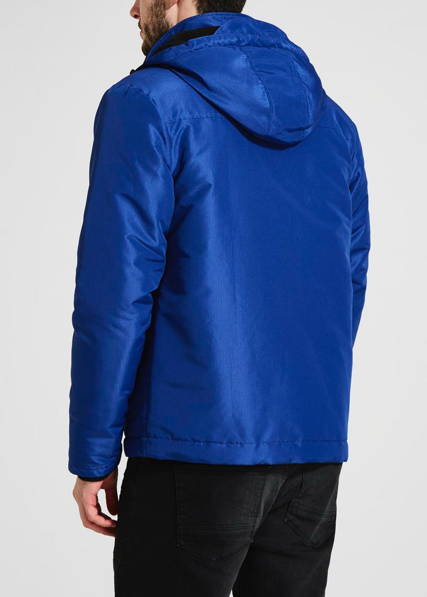 Hooded Ripstop Jacket