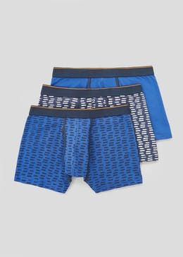 3 Pack Keyhole Boxers